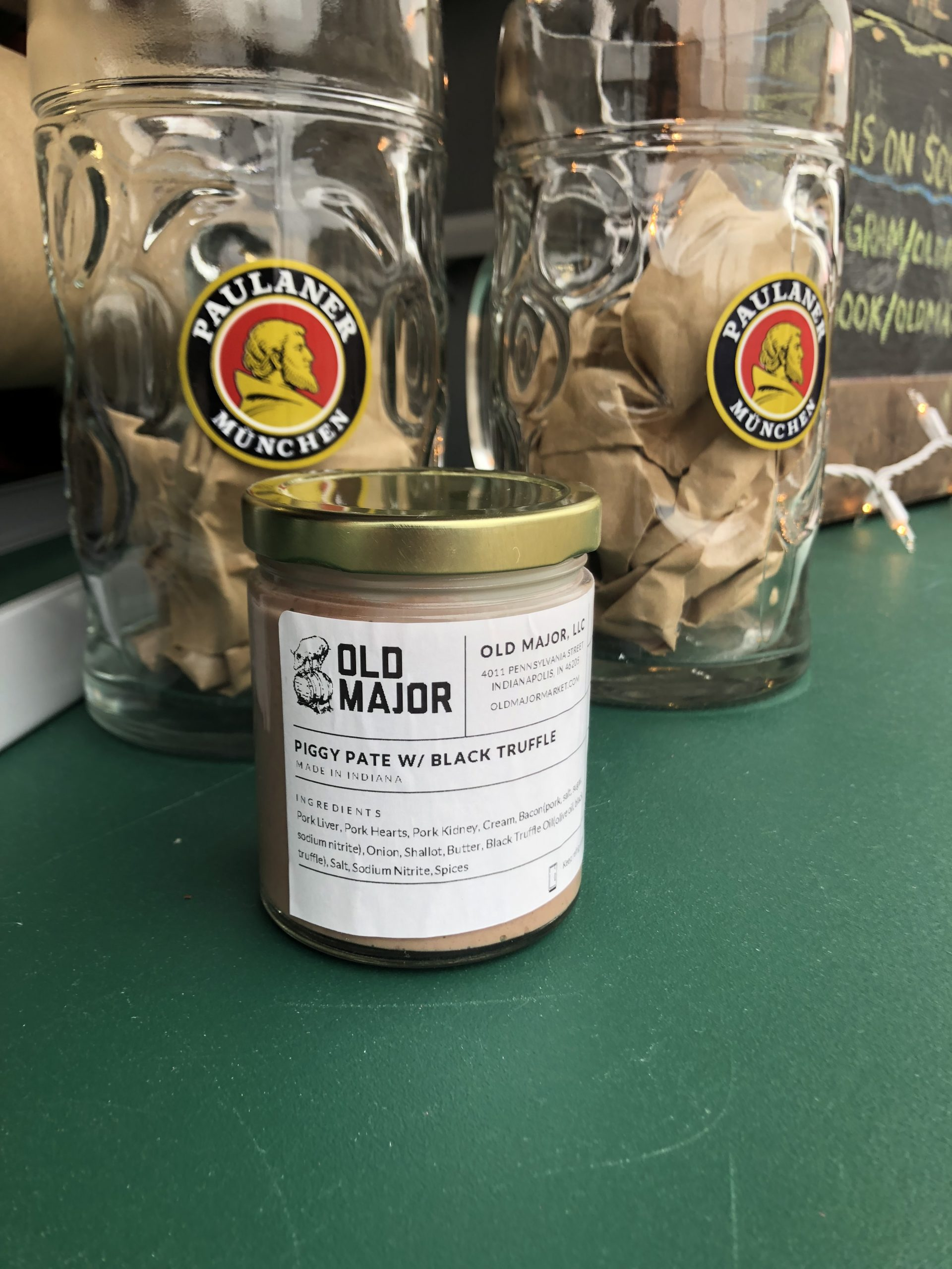 Buy Piggy Pate with Black Truffle Online