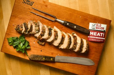Buy Garlic Herb Pork Tenderloin Online