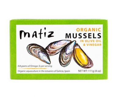 Buy Matiz Mussels in Olive Oil Online