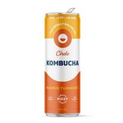 Buy Mango Turmeric Circle Kombucha Online