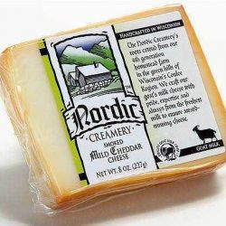 Buy Nordic Creamery Smoked Goad Cheddar Cheese Online