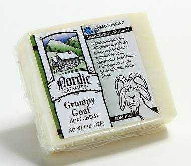 Buy Nordic Creamery Grump Goat Cheese Online