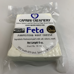 Buy Caprini Creamery Feta Cheese Online